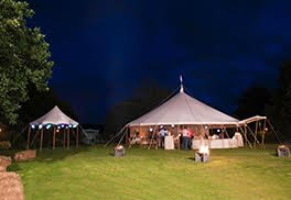 Round Marquees